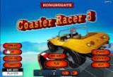 لعبة سيارات سباق كوستر السريعة