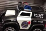 لعبة سيارات شرطة للأطفال