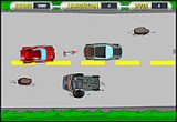 لعبة سيارات طريق الهيجان السريع