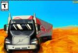 لعبة سيارات نقل البضائع والمهمات 2016