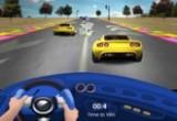 لعبة سيارات 3D بسرعات متعددة