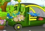 لعبة سيارة توصيل الزهور الجديدة