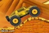 لعبة سيارة الصحراء الجديدة