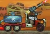 لعبة سيارة الليزر المقاتلة الاصلية