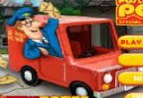 لعبة سيارة توصيل البريد