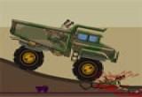لعبة شاحنة الزومبي الجديدة