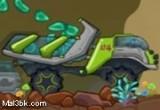 لعبة شاحنة الكائنات الفضائية
