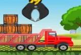 لعبة شاحنة النقل 12 كفرات الجديدة