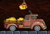 لعبة شاحنة نقل الذهب الجديدة