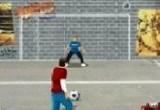 لعبة ضربات كرة الحائط