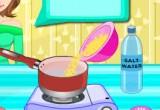 لعبة طبخ الاندومي بالتوابل 2016