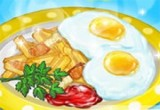 لعبة طبخ الفطور الصحي