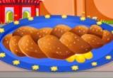 لعبة طبخ الكرواسون