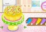 لعبة طبخ الكعكة السحرية