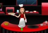 لعبة طبخ بيتزا الخضروات