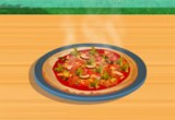 لعبة طبخ بيتزا اوباما