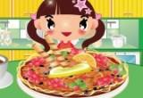 لعبة طبخ بيتزا للاطفال الصغار