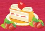 لعبة طبخ تشيز كيك الفراولة