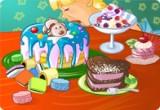 لعبة طبخ حلويات للاطفال الحديثة 2016