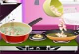 لعبة طبخ حساء الفاصوليا البيضاء