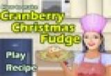 لعبة طبخ حلوى الكرسمس بالتوت البري