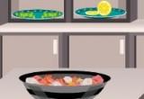لعبة طبخ سمك بالكاري