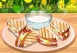 لعبة طبخ سندويتشات الصباح