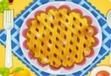 لعبة طبخ فطيرة التفاح المشبك