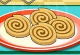 لعبة طبخ لفات القرفة