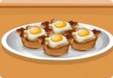 لعبة طبخ وجبة الفطور