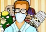 لعبة طبيب اسنان الزومبي الجديدة
