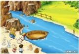 لعبة عبور النهر اون لاين