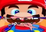 لعبة علاج اسنان سوبر ماريو الجديدة