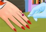 لعبة علاج اصابع اليد من الجروح اثناء اعداد الطعام