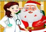 لعبة علاج عيون بابا نويل الاصلية