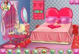 لعبة غرفة النوم الحديثة