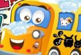 لعبة غسل سيارة المدرسة الحصرية 2016