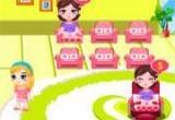لعبة فتاة المساج وقناع الوجة للبنات 2016