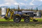 لعبة قيادة المعدات الثقيلة الجديدة