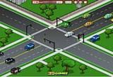 لعبة قيادة حركة المرور اون لاين