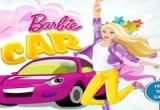 لعبة قيادة سيارة باربي للبنات