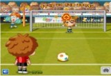 لعبة كرة القدم للولد الصغير اون لاين