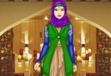 لعبة تلبيس الحجاب للبنات