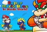 لعبة ماريو في عالم سونيك الاصلية الجزء الثاني