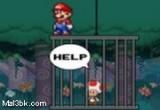 لعبة مغامرات ماريو لانقاذ تود الحديثة جدا