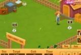 لعبة مزرعة الارانب