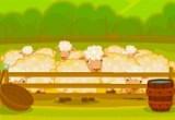 لعبة مزرعة تربية الأغنام الجديدة