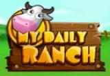 لعبة مزرعتي اليومية السعيدة