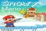 لعبة مسدس ماريو الثلجي فلاش 2016