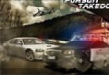 لعبة مطاردة بسيارة البوليس الحقيقية